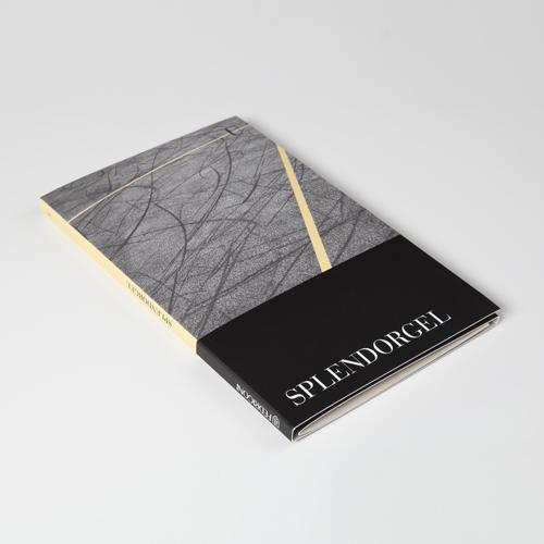 The new Splendorgel Swatchbook